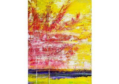 Stimmungs-Fülle (Acryl 80x60cm)