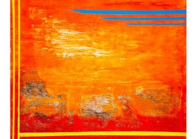 Viersamkeit (Acryl-Mischtechnik_70x100-cm)